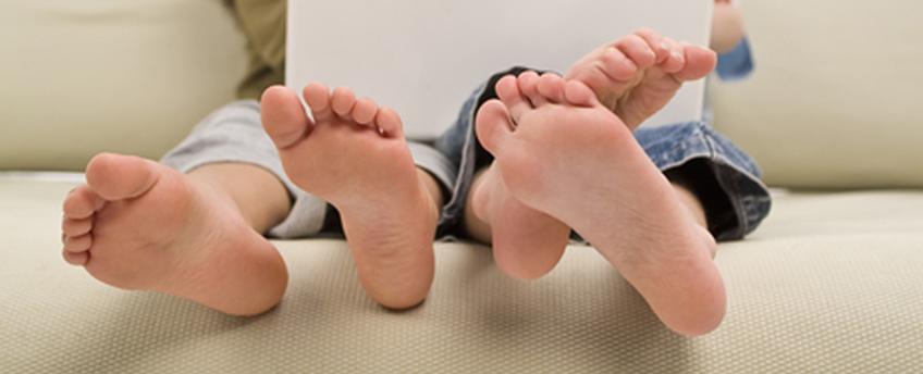 ゴールデンエイジに多い 「 中足骨の疲労骨折 」