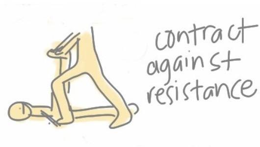 オスグットの改善で実感した運動療法の効能