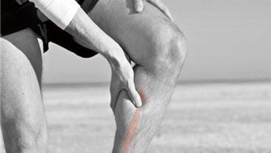 シンスプリント と 脛骨疲労骨折